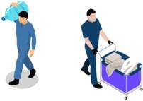 servicios a domicilio enfermeria medicina lavanderia