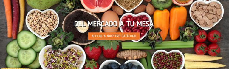Nectarfruit | Del mercado a tu mesa (Acceso catálogo)